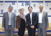Minister of Education visits IPN