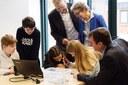 Robotics program for grades 6 to 9 for all school forms