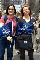 Setting an example: the IPN at the March for Science in New York