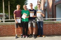 The German Team for the International Biology Olympiad in Tehran Has Been Confirmed